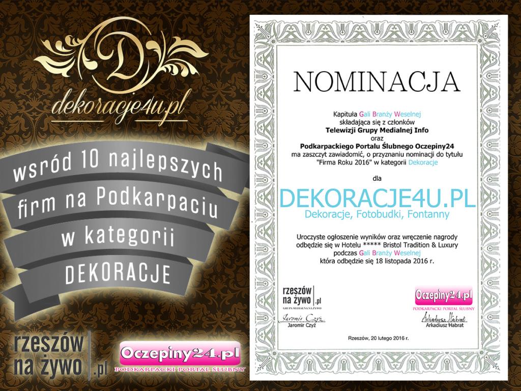 nominacja